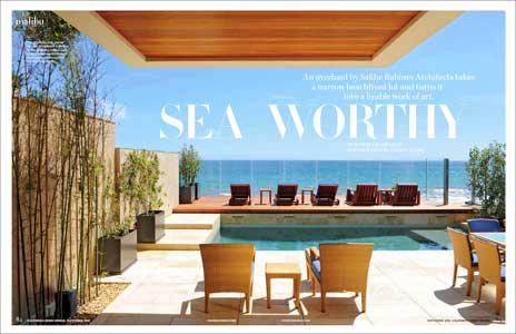 California Home+Design Sept 2010