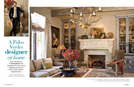 California Homes Dec 2011