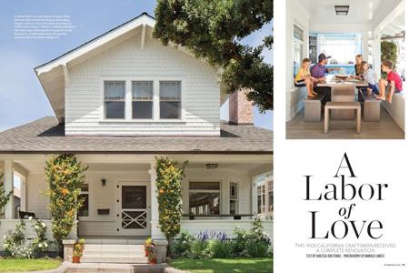 California Homes Summer 2014